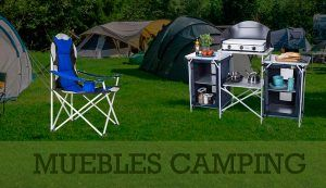 Muebles camping